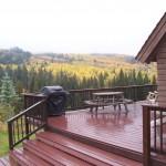 Deck in Autumn